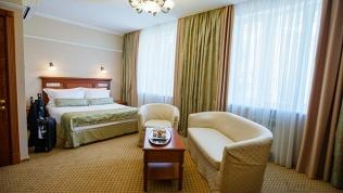 Отдых в отеле «Дегас»