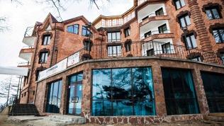 Гостиница Gold Hotel