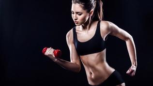 Занятия фитнесом ийогой