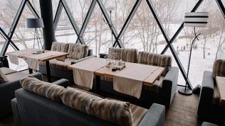 Ресторан «Геометрия»