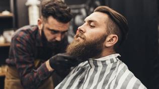 Стрижка, бритье бороды