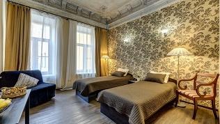 Отель «Амбитус»