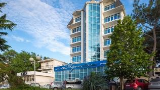 Отель «Бригантина»