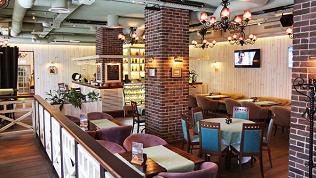 Ресторан LaVilla