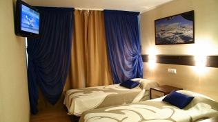 Отдых в отеле «Аэроград»