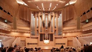 Органный концерт вхраме