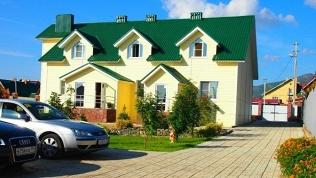 Отель Green