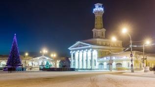 Тур в Кострому
