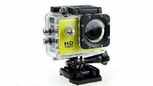 Экшн-камера Sport HDА7