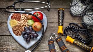 План питания, тренировок