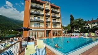 Отель Alex Beach Hotel4*