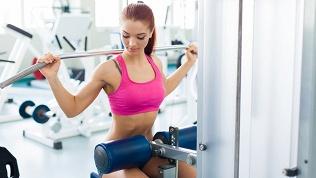 Посещение фитнес-студии