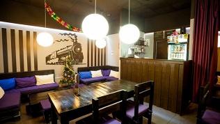 Кафе-бар Parovoz