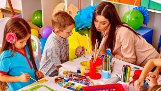 Образование дошкольников