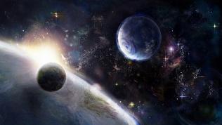 Посещение планетария