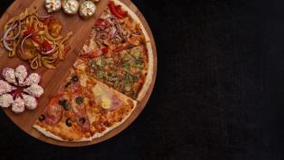 Пицца ироллы