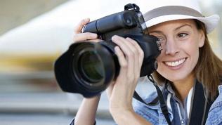 Услуги фотосессии
