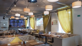 Кафе-ресторан «Кружева»