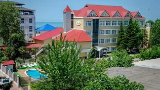 Отель Azimut Hotel Kaissa