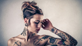 Татуировки ипирсинг