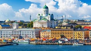 Круиз вФинляндию, Швецию