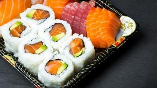 Заказ блюд в«Суши-Панда»