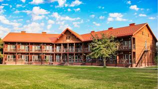 Экоотель «Озеро Дивное»