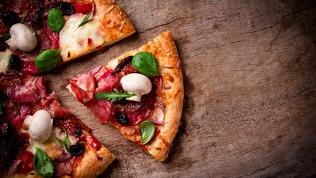 Пицца откафе «Вкуснофф»
