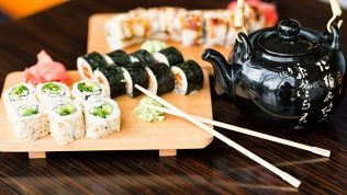 Суши-бары «Венто-Суши»