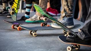Скейт-парк Bunny Hop