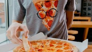 Пицца диаметром 35см