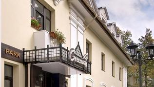 Отель Greenway Park Hotel