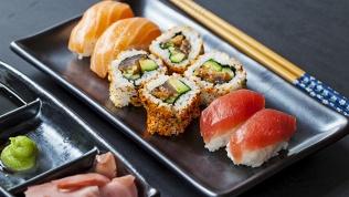 Доставка суши Love&Sushi