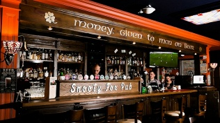 Ресторан Snooty Fox Pub