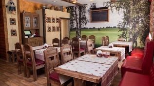 Ресторан «Ядрёна Матрёна»