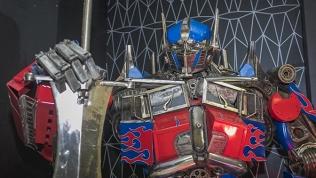 Билет навыставку роботов