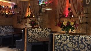 Ужин вкафе «Алхимик»