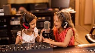 Занятия вокалом
