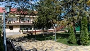 Отдых в отеле «Зихия»