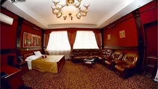 Отель «Поручикъ Голицынъ»