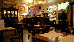 Ресторан «Гостиная»