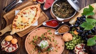 Ресторан «Пури-Оджахури»