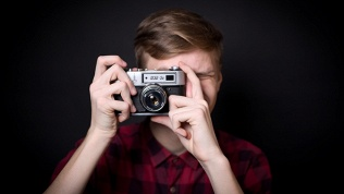 Студийная фотосессия