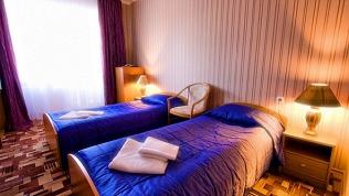 Отель «Балтийская корона»