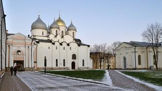 Тур вНовгород