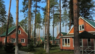 Экоотель MB Resort