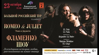 Билет нафламенко-шоу