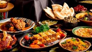 Ужин в кафе «Али-хан»