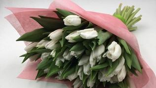 Букет тюльпанов навыбор