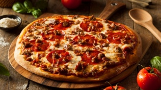 Пицца отFantasy Pizza
